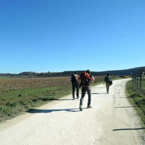 Escursione per tre